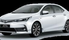 Đại lý Toyota Thanh Hóa bán xe Corolla Altis 2018 trả góp chỉ cần 250tr LH 01687981119 giá 678 triệu tại Thanh Hóa