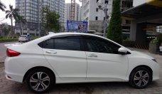 Bán ô tô Honda City sản xuất 2015, màu trắng, giá 530tr giá 530 triệu tại Hà Nội