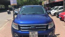 Cần bán lại xe Ford Ranger XLT 2.2L 4x4 MT đời 2012, màu xanh lam, xe nhập, giá chỉ 469 triệu giá 469 triệu tại Hà Nội