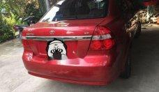 Cần bán Daewoo Gentra đời 2011, màu đỏ, giá 240tr giá 240 triệu tại Tp.HCM