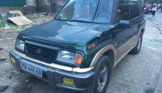 Cần bán xe Suzuki Vitara đời 2005, màu xanh lam chính chủ giá 158 triệu tại Hà Nội