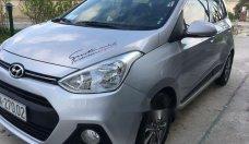 Bán ô tô Hyundai Grand i10 1.2 đời 2015, màu bạc, giá tốt giá 368 triệu tại Hà Nội