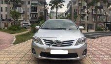Cần bán Toyota Corolla altis 1.8 AT đời 2013, màu bạc giá 590 triệu tại Hà Nội
