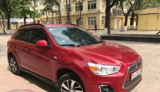 Cần bán gấp Mitsubishi Outlander Sport sản xuất năm 2015, màu đỏ, nhập khẩu nguyên chiếc giá 648 triệu tại Hà Nội