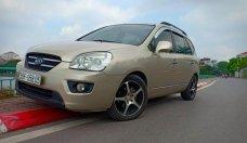Bán ô tô Kia Carens năm 2010, màu vàng, giá 358tr giá 358 triệu tại Hà Nội