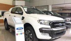 Bán xe Ford Ranger Wildtrak 3.2L 4x4 AT năm 2018, màu trắng, nhập khẩu nguyên chiếc giá 925 triệu tại Hà Nội