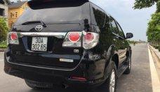 Bán Toyota Fortuner 2.5G đời 2014, màu đen số sàn, giá chỉ 800 triệu giá 800 triệu tại Hà Nội