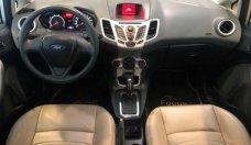 Bán Ford Fiesta 1.6 AT năm 2011, màu bạc  giá 345 triệu tại Tp.HCM