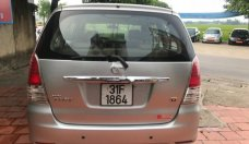 Cần bán Toyota Innova G 2010, màu bạc giá 480 triệu tại Hà Nội