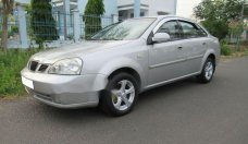 Bán Daewoo Lacetti sản xuất năm 2004, màu bạc, giá tốt giá 185 triệu tại BR-Vũng Tàu