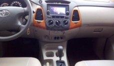 Cần bán gấp Toyota Innova 2.0AT năm sản xuất 2010, màu bạc chính chủ, giá 450tr giá 450 triệu tại Hà Nội