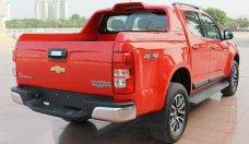 Bán Chevrolet Colorado 2.8 AT sản xuất 2018, màu đỏ, nhập khẩu  giá 759 triệu tại Tp.HCM