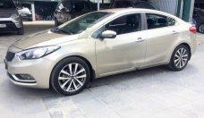 Cần bán gấp Kia K3 năm sản xuất 2014, màu vàng giá 465 triệu tại Hà Nội