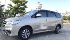 Cần bán xe Toyota Innova E năm 2015, màu bạc, giá tốt giá Giá thỏa thuận tại Đà Nẵng