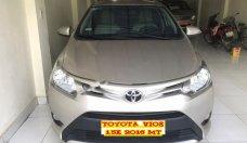 Cần bán xe Toyota Vios 1.5 E năm sản xuất 2016, màu vàng giá cạnh tranh giá 505 triệu tại Hà Nội