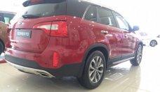 Cần bán xe Kia Sorento GAT sản xuất năm 2018, màu đỏ, 798tr giá 798 triệu tại Gia Lai