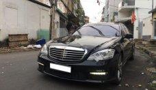 Bán xe Mercedes S63 AMG năm 2008, màu đen, nhập khẩu giá 1 tỷ 600 tr tại Tp.HCM
