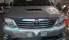 Cần bán gấp Toyota Fortuner sản xuất năm 2016, màu bạc, giá 890tr giá 890 triệu tại Tp.HCM