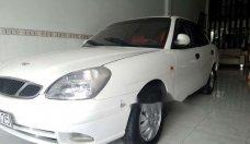 Bán ô tô Daewoo Nubira năm sản xuất 2002, màu trắng, giá chỉ 120 triệu giá 120 triệu tại Tp.HCM