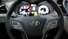 Cần bán Hyundai Santa Fe năm 2016, màu trắng như mới giá 1 tỷ 70 tr tại Đà Nẵng