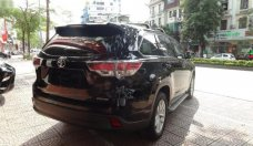 Việt Tuấn Auto bán Toyota Highlander đời 2015, màu đen, xe nhập giá 1 tỷ 850 tr tại Hà Nội