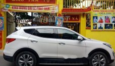 Bán xe Hyundai Santa Fe 2017, màu trắng như mới giá 1 tỷ 30 tr tại Tp.HCM