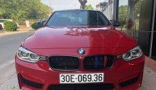 Bán BMW 3 Series 320i sản xuất năm 2016, màu đỏ, nhập khẩu nguyên chiếc giá 1 tỷ 399 tr tại Hà Nội