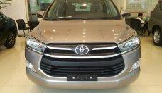 Bán Toyota Innova 2.0E 2018 màu đồng, nội thất Đen - Hỗ trợ trả góp 90%, bảo hành chính hãng 3 năm/Hotline: 0898.16.8118 giá 743 triệu tại Hà Nội