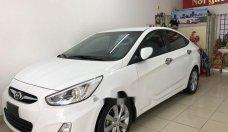 Cần bán gấp Hyundai Accent đời 2014, màu trắng, nhập khẩu chính chủ giá Giá thỏa thuận tại Hà Nội