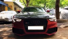 Bán xe Audi A5 coupe năm 2009, màu đỏ, nhập khẩu nguyên chiếc giá 1 tỷ tại Tp.HCM