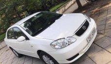 Cần bán lại xe Toyota Corolla altis 1.8G MT đời 2003, màu trắng giá 275 triệu tại Hà Nội