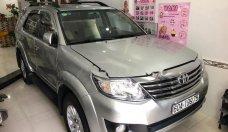 Cần bán gấp Toyota Fortuner 2.7V 4x2 AT 2015, màu bạc chính chủ giá 790 triệu tại Tp.HCM