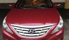 Cần bán Hyundai Sonata đời 2101 màu đỏ, đã qua sử dụng giá 570 triệu tại Tp.HCM