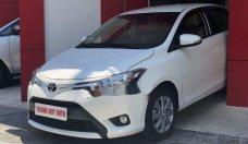 Bán xe Toyota Vios E MT năm 2017, màu trắng giá 495 triệu tại Đà Nẵng