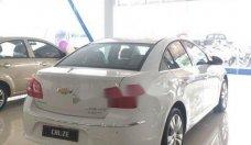 Bán ô tô Chevrolet Cruze đời 2018, màu trắng, giá chỉ 699 triệu giá 699 triệu tại Tp.HCM