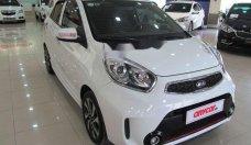 Bán ô tô Kia Morning Si 1.25MT sản xuất năm 2017, màu trắng giá cạnh tranh giá 344 triệu tại Hà Nội