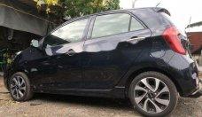 Cần bán xe Kia Morning Si đời 2017, màu đen giá 375 triệu tại Tp.HCM