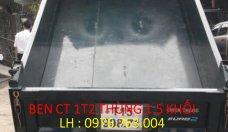 Đại lí bán xe Ben Chiến Thắng 1 tấn 2 giá rẻ tại miền Nam giá 240 triệu tại Tp.HCM