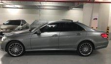 Cần bán lại xe Mercedes E200 năm sản xuất 2014, màu xám giá 1 tỷ 250 tr tại Tp.HCM