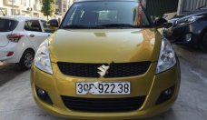 Bán Suzuki Swift Rs năm sản xuất 2017, màu vàng số tự động giá 570 triệu tại Hà Nội