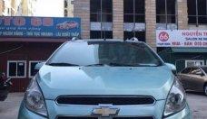 Bán xe Chevrolet Spark LTZ 1.0 AT đời 2014, màu xanh lam  giá 296 triệu tại Hà Nội
