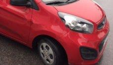 Bán Kia Morning van đời 2013, màu đỏ, xe nhập giá 267 triệu tại Hà Nội