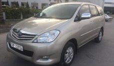 Bán Toyota Innova 2.0 G đời 2012, màu vàng chính chủ giá 445 triệu tại Hà Nội
