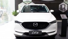 Bán Mazda CX 5 2.5AT 2WD đời 2018, màu trắng, giá chỉ 999 triệu giá 999 triệu tại Tp.HCM