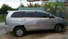 Bán Toyota Innova G đời 2011, màu bạc, giá 422tr giá 422 triệu tại Tp.HCM