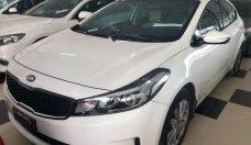 Bán Kia Cerato 1.6 MT đời 2017, màu trắng   giá 529 triệu tại Hà Nội