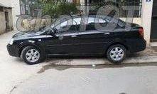 Bán xe Daewoo Lacetti đời 2005, màu đen chính chủ, giá 166tr giá 166 triệu tại Hà Nội