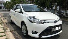 Bán Toyota Vios E sản xuất 2016, màu trắng số sàn giá 485 triệu tại Tp.HCM