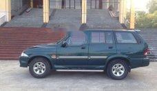 Bán xe Ssangyong Musso sản xuất năm 2002, giá 138tr giá 138 triệu tại Phú Thọ