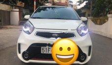 Bán Kia Morning Si năm 2015, màu trắng, giá tốt giá 328 triệu tại Tp.HCM